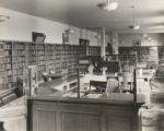 Euclid-100th 1938 Lending Desk