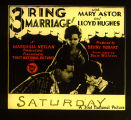 3 RING MARRIAGE