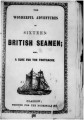 The Wonderful adventures of sixteen British seamen : also, A cure for the toothache.